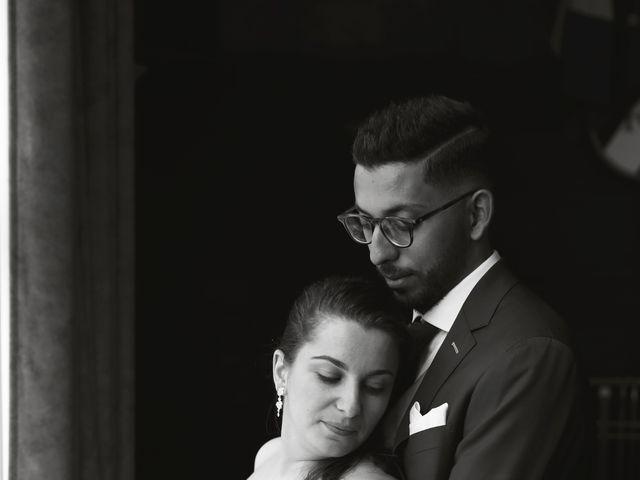 Le mariage de Malik et Sarah à Vert-Saint-Denis, Seine-et-Marne 49