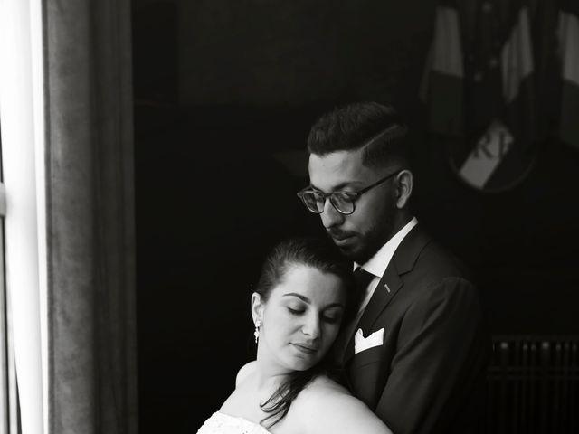 Le mariage de Malik et Sarah à Vert-Saint-Denis, Seine-et-Marne 50
