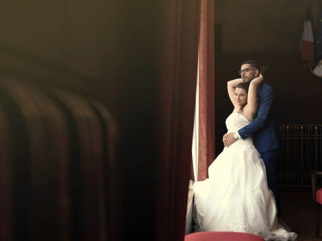 Le mariage de Malik et Sarah à Vert-Saint-Denis, Seine-et-Marne 53