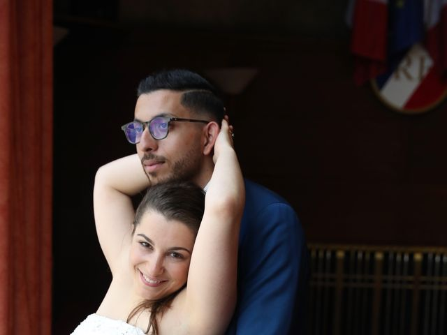 Le mariage de Malik et Sarah à Vert-Saint-Denis, Seine-et-Marne 55