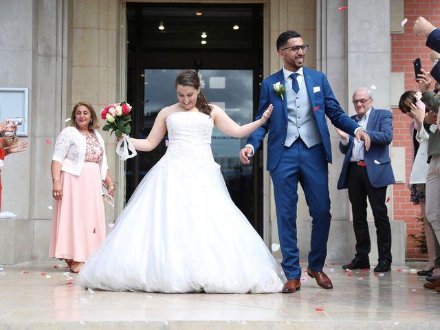 Le mariage de Malik et Sarah à Vert-Saint-Denis, Seine-et-Marne 56