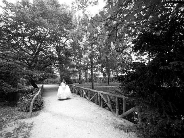 Le mariage de Malik et Sarah à Vert-Saint-Denis, Seine-et-Marne 57