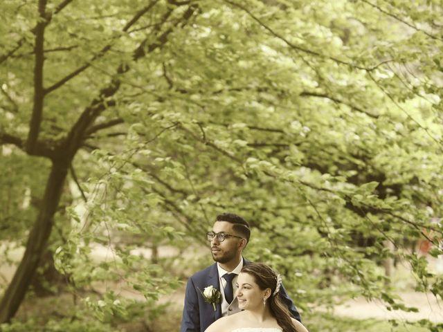Le mariage de Malik et Sarah à Vert-Saint-Denis, Seine-et-Marne 62