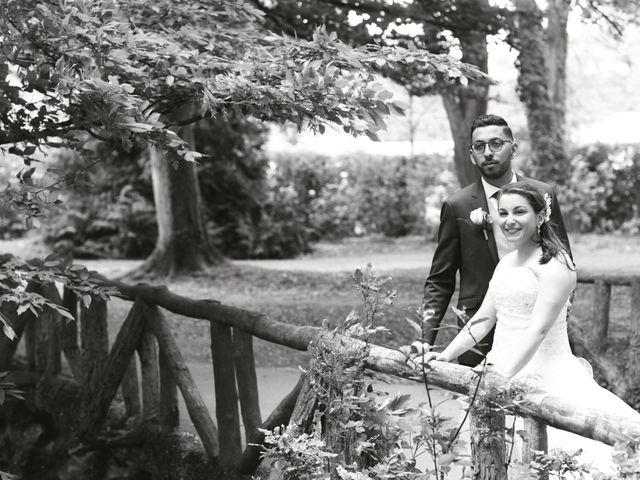Le mariage de Malik et Sarah à Vert-Saint-Denis, Seine-et-Marne 63