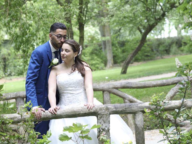 Le mariage de Malik et Sarah à Vert-Saint-Denis, Seine-et-Marne 65
