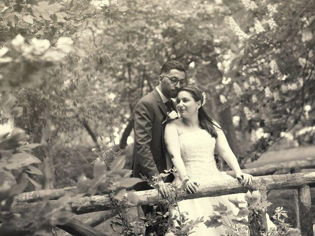 Le mariage de Malik et Sarah à Vert-Saint-Denis, Seine-et-Marne 66