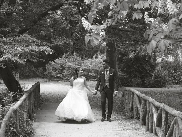 Le mariage de Malik et Sarah à Vert-Saint-Denis, Seine-et-Marne 74