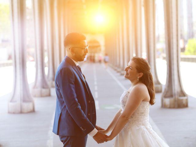 Le mariage de Malik et Sarah à Vert-Saint-Denis, Seine-et-Marne 81
