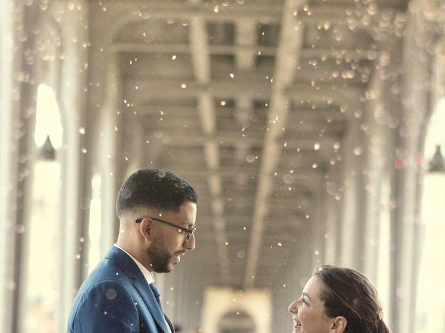 Le mariage de Malik et Sarah à Vert-Saint-Denis, Seine-et-Marne 82