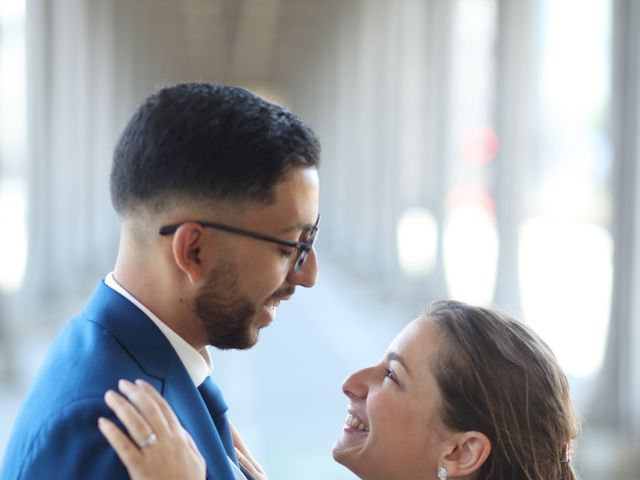 Le mariage de Malik et Sarah à Vert-Saint-Denis, Seine-et-Marne 83