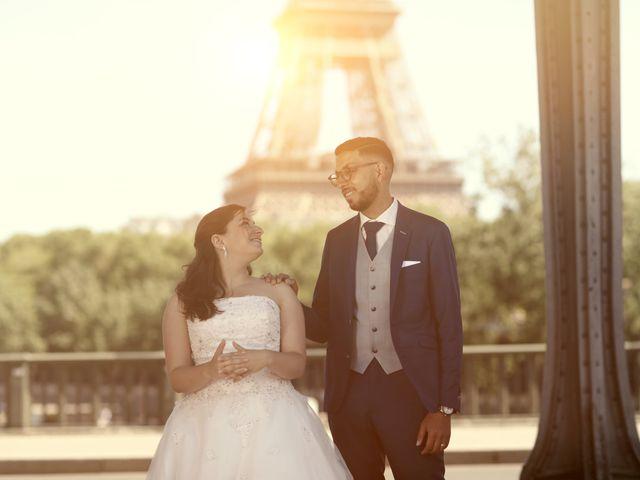 Le mariage de Malik et Sarah à Vert-Saint-Denis, Seine-et-Marne 84