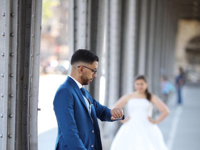 Le mariage de Malik et Sarah à Vert-Saint-Denis, Seine-et-Marne 87