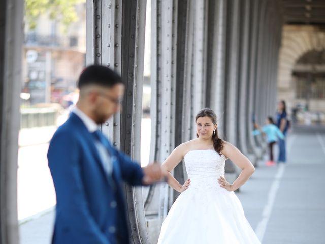 Le mariage de Malik et Sarah à Vert-Saint-Denis, Seine-et-Marne 88