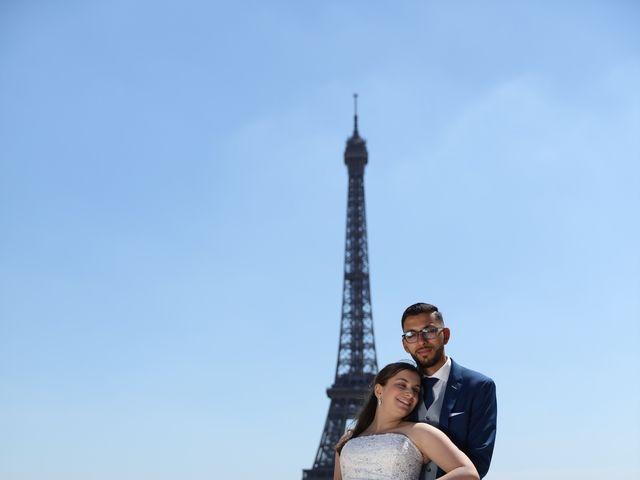 Le mariage de Malik et Sarah à Vert-Saint-Denis, Seine-et-Marne 96