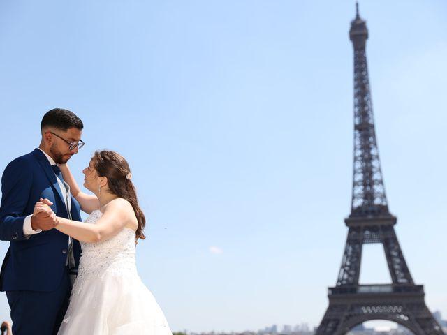 Le mariage de Malik et Sarah à Vert-Saint-Denis, Seine-et-Marne 101