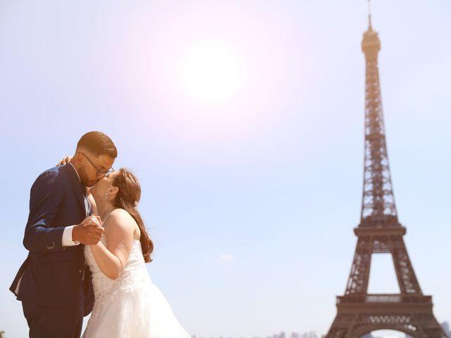Le mariage de Malik et Sarah à Vert-Saint-Denis, Seine-et-Marne 102