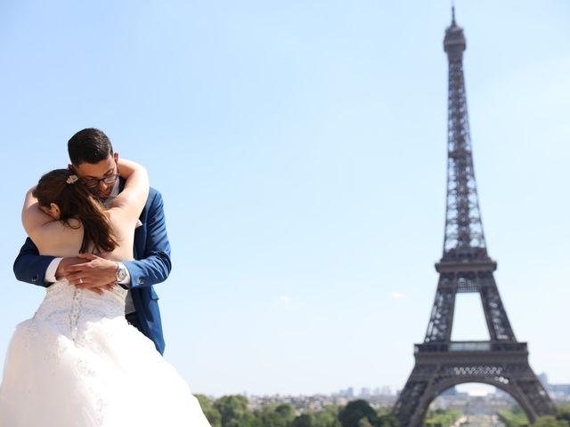 Le mariage de Malik et Sarah à Vert-Saint-Denis, Seine-et-Marne 103