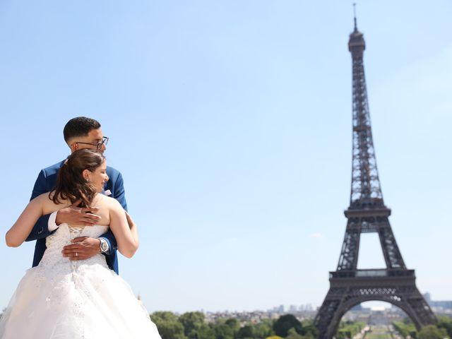 Le mariage de Malik et Sarah à Vert-Saint-Denis, Seine-et-Marne 104