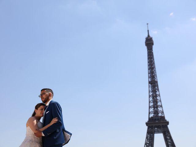 Le mariage de Malik et Sarah à Vert-Saint-Denis, Seine-et-Marne 105