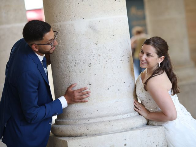 Le mariage de Malik et Sarah à Vert-Saint-Denis, Seine-et-Marne 113
