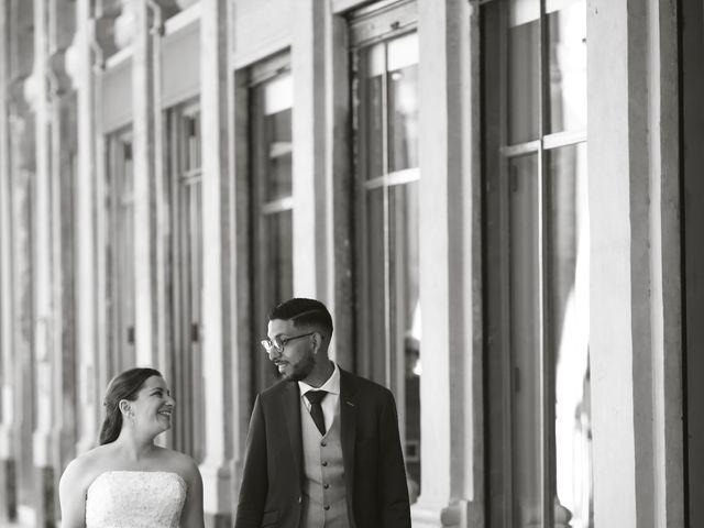 Le mariage de Malik et Sarah à Vert-Saint-Denis, Seine-et-Marne 122