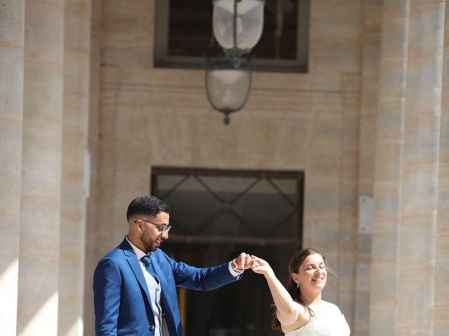 Le mariage de Malik et Sarah à Vert-Saint-Denis, Seine-et-Marne 123