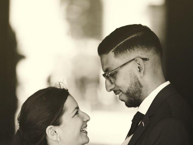 Le mariage de Malik et Sarah à Vert-Saint-Denis, Seine-et-Marne 125