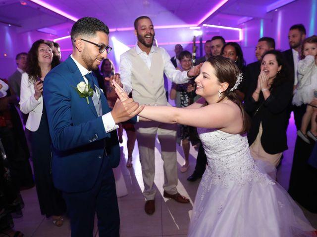 Le mariage de Malik et Sarah à Vert-Saint-Denis, Seine-et-Marne 147