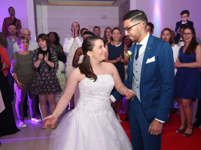 Le mariage de Malik et Sarah à Vert-Saint-Denis, Seine-et-Marne 150
