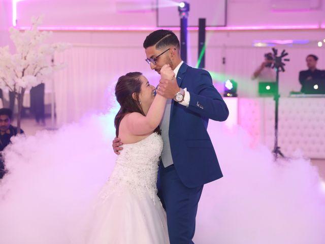 Le mariage de Malik et Sarah à Vert-Saint-Denis, Seine-et-Marne 160
