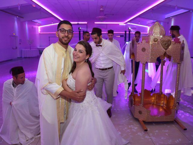 Le mariage de Malik et Sarah à Vert-Saint-Denis, Seine-et-Marne 169