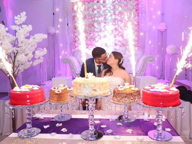 Le mariage de Malik et Sarah à Vert-Saint-Denis, Seine-et-Marne 176