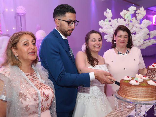 Le mariage de Malik et Sarah à Vert-Saint-Denis, Seine-et-Marne 177