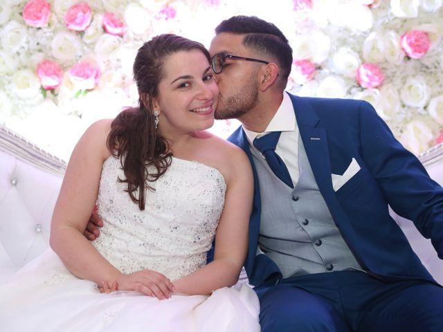 Le mariage de Malik et Sarah à Vert-Saint-Denis, Seine-et-Marne 178