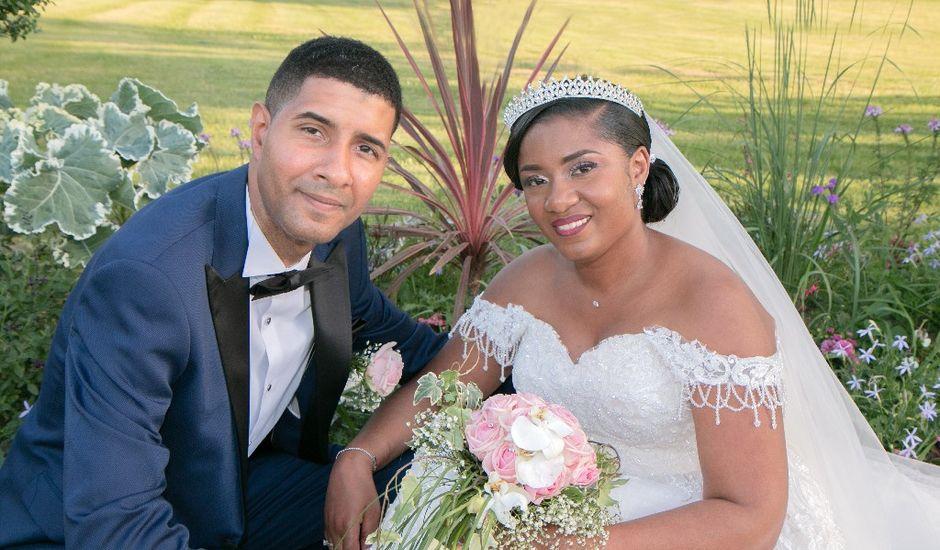 Le mariage de Kelly et Cedric à Viry-Châtillon, Essonne