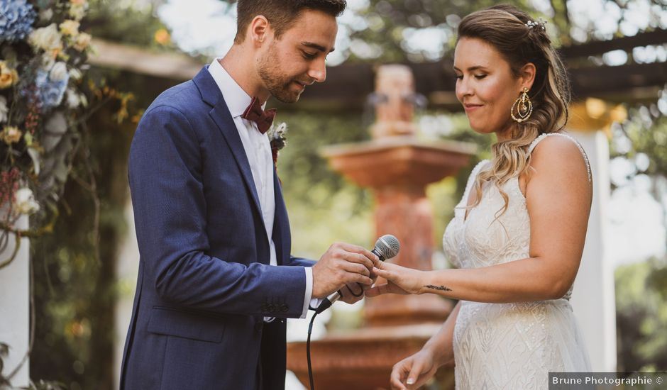 Le mariage de Maxime et Rachel à Barcelonnette, Alpes-de-Haute-Provence