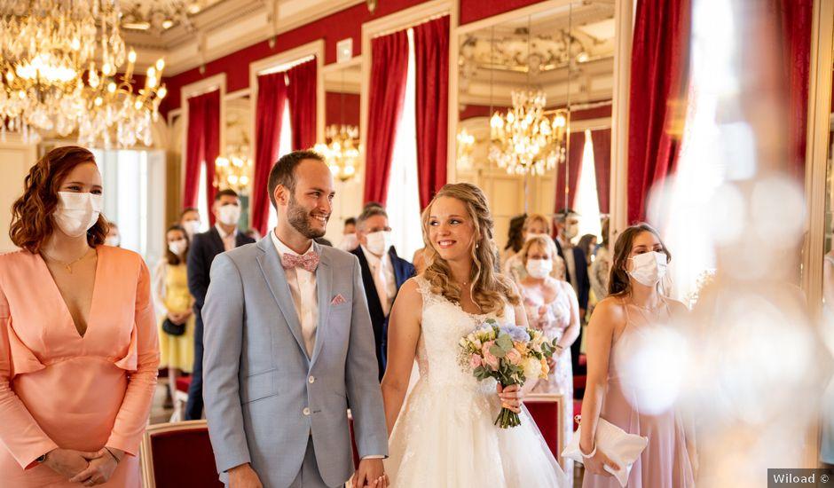 Le mariage de Arnaud et Cindy à Coulommiers, Seine-et-Marne