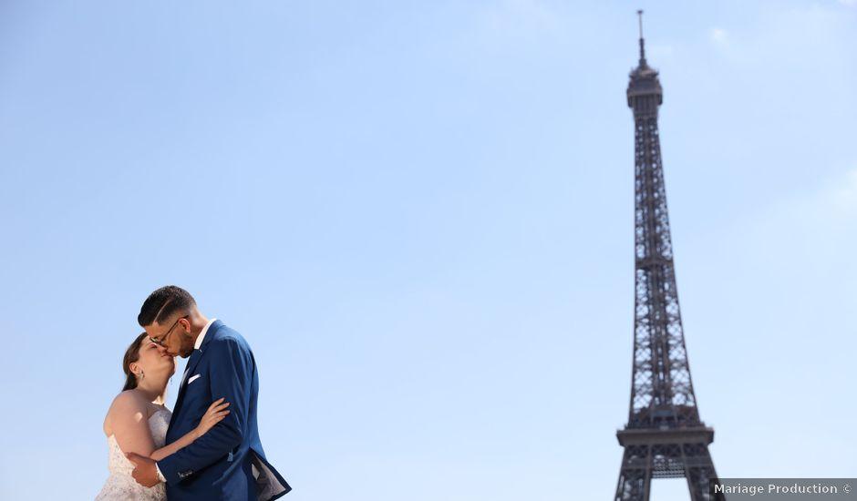 Le mariage de Malik et Sarah à Vert-Saint-Denis, Seine-et-Marne