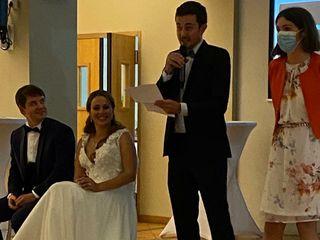 Le mariage de Sofia et Thibault  1