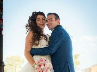 Le mariage de Emilie  et José  1