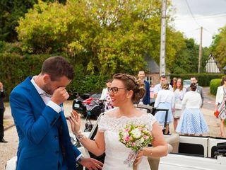 Le mariage de Sabrina et Sébastien 1