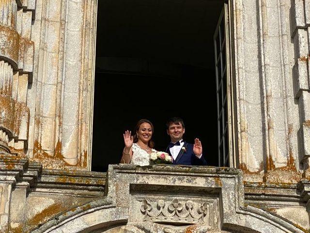 Le mariage de Thibault  et Sofia à Beaumesnil, Eure 1
