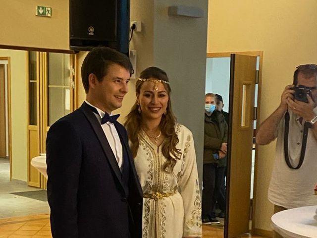 Le mariage de Thibault  et Sofia à Beaumesnil, Eure 3