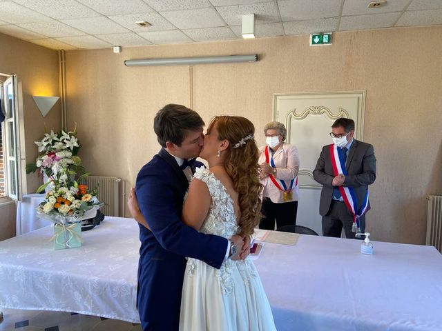 Le mariage de Thibault  et Sofia à Beaumesnil, Eure 4