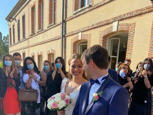 Le mariage de Thibault  et Sofia à Beaumesnil, Eure 5