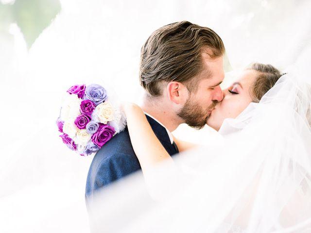 Le mariage de Sindy et Tristan