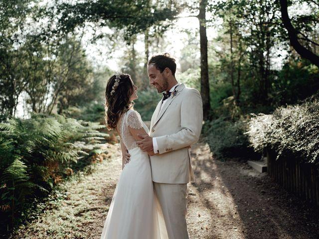 Le mariage de Louis et Pauline à Milhac-de-Nontron, Dordogne 40
