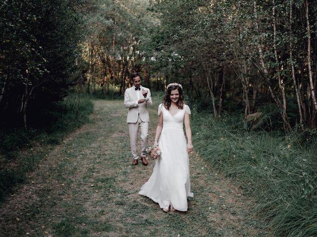 Le mariage de Louis et Pauline à Milhac-de-Nontron, Dordogne 46