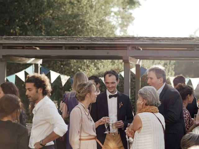 Le mariage de Louis et Pauline à Milhac-de-Nontron, Dordogne 55