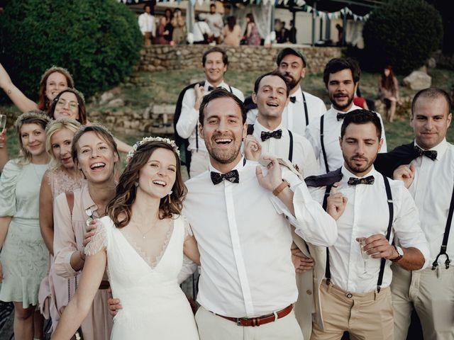 Le mariage de Louis et Pauline à Milhac-de-Nontron, Dordogne 63